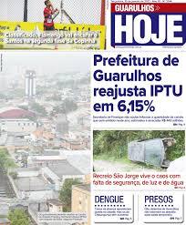 qual reajuste dos servidores publicos de guarulhos para 2016 guarulhos hoje 2144 by jornal guarulhos hoje issuu