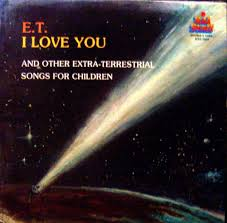 good thanksgiving songs way out junk e t i love you and other extra terrestrial songs