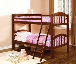 Cherry Bunk Bed White Oak Or Cherry Finish Bunk Bed