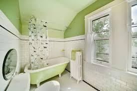 clawfoot tub shower curtain rod bathroom traditional with claw