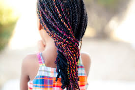 hair style with color yarn yarn twists with color amaro