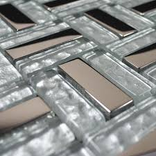 mosaic glass tile backsplash ideas pro kitchen image of loversiq