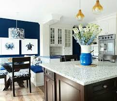 blue kitchen decorating ideas kitchen design nautical kitchen decor