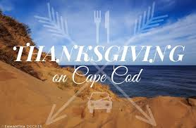 through the glass thanksgiving on cape cod