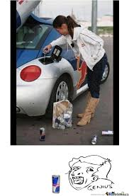 Car Girl Meme - girl with a car by recyclebin meme center
