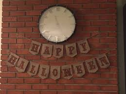 hallow ween my wife still hasn u0027t noticed why her banner was on clearance for