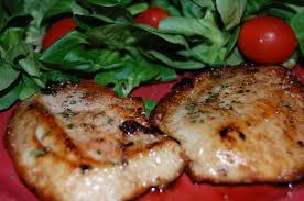 foie de lotte poêlé salade fraîcheur delices