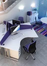 Purple Computer Desk by Special Unique Computer Desks The Office U0027s Main Element