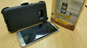 Otterbox Defender Series Rugged Protection Otterbox Defender For Samsung Galaxy S7 Edge Hands On Review