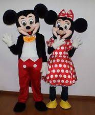 mickey mouse mascot costume ebay