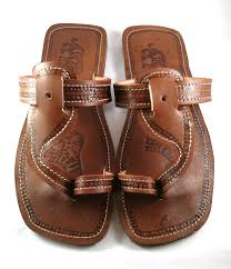 sandals african sandals leather sandals genuine soft