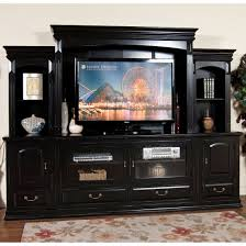 Entertainment Center Design by Delightful Ideas Black Entertainment Center Wall Unit Charming