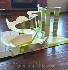 buy paper roller coaster kit