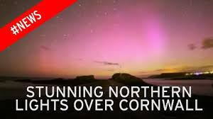 Every Light In The House Is On You Could See The Northern Lights In Britain U0027s Skies Tonight If