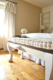 Diy Bedroom Bench Diy Clawfoot Bench Little Vintage Nest