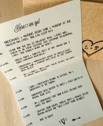 wedding itinerary for guests wedding itinerary for bridal party template wedding itinerary