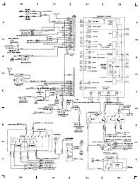1989 jeep cherokee wiring diagram wiring diagrams