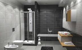 desain kamar mandi warna hitam putih desain kamar mandi elegan yang menantang tren