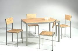 table de cuisine 4 chaises pas cher surprenant table plus chaise pas cher et de cuisine avec chaises