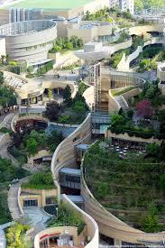 971 best archi landscape exterior images on pinterest landscape architecture urban design namba parks in osaka japan