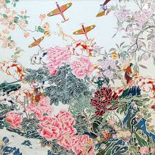 floral art exhibition wallpapers artwork jacky tsai