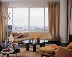 side chairs living room furniture nice contemporary living room with long drapes for