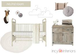 Change Table Accessories Creating A Neutral Nursery Incy Interiors