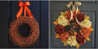30 diy fall wreaths autumn wreaths for sale