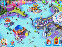disney magic kingdoms build your own magical park android apps