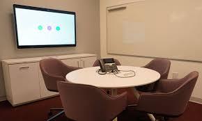 build a meeting room university it