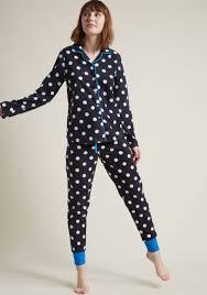 do as you fleece pajamas modcloth