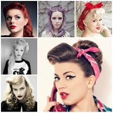 how to wear a bandana with short hair pin up girl short hairstyles hairstyle for women man