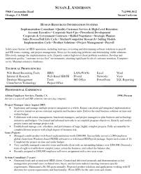 Sle Resume by Sle Resume Project Manager Project Resume Template Project
