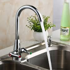 best single handle kitchen faucet best stainless steel kitchen faucet handles