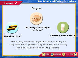 fad diets and eating disorders ppt video online download