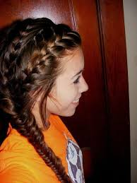 Cute Sporty Hairstyles Best 25 Volleyball Hair Ideas On Pinterest Volleyball Braids
