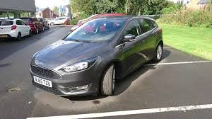 used ford focus tdci used ford focus 1 5 tdci 120 zetec 5dr magnetic 2015