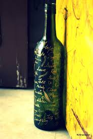 208 best pretty wine bottles images on pinterest decorated