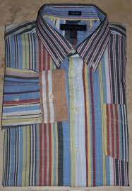 tommy hilfiger home decor tommy hilfiger long sleeve casual shirt size l new with tag men u0027s