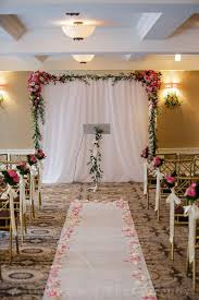 wedding venue backdrop best 25 ceremony backdrop ideas on altar decorations