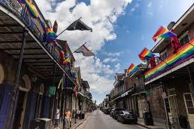 New Orleans Flag New Orleans Pride
