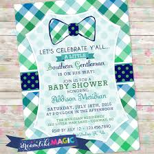 gentleman baby shower southern gentleman baby shower invite southern baby shower