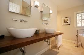 bathroom sink ideas sophisticated bowl trough bathroom sink on wooden floating