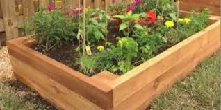 How To Install A Raised Garden Bed - how to build a raised garden bed everybody loves tuscany