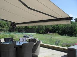 Awning Over Patio Markilux 6000 Patio Awnings Roché Awnings