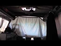 Van Window Curtains Living The Van Life Stealth Camping Revealed Youtube