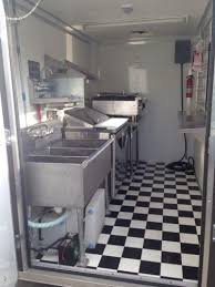 Used Kitchen On Wheels For Sale by Food Truck Equipment New Used Restaurant Ebay