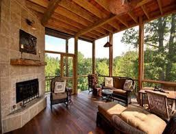 build covered porch patios decks contractors install screened