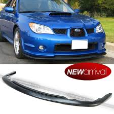 subaru station wagon 1980 for 06 07 impreza wrx sti sedan outback wagon s204 front bumper