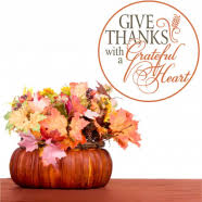 thanksgiving wall quotes phrases gratitude blessings phrases